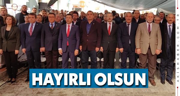 DTO Çivril Temsilciliği Açıldı