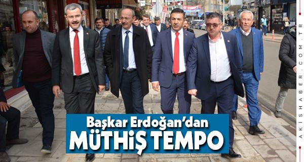 """Başkan Erdoğan: """"Çivril Bize Güç Verdi"""""""