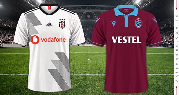 Beşiktaş Trabzonspor şifresiz Justin TV Taraftarium canlı izle