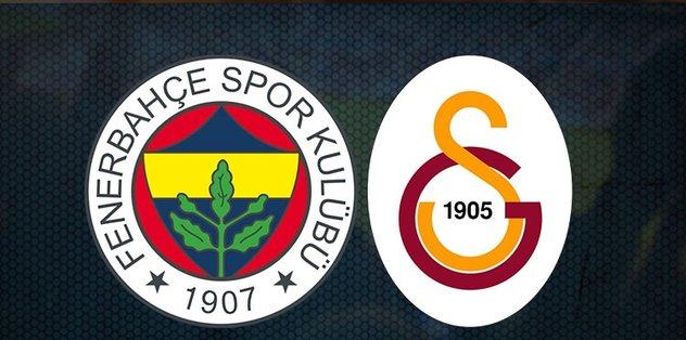 Fenerbahçe Galatasaray 1-3 Geniş Maç Özeti izle