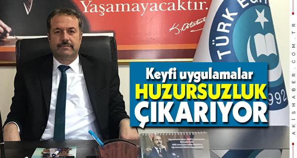 Erdoğan: Yanlış Uygulamaların Karşısındayız