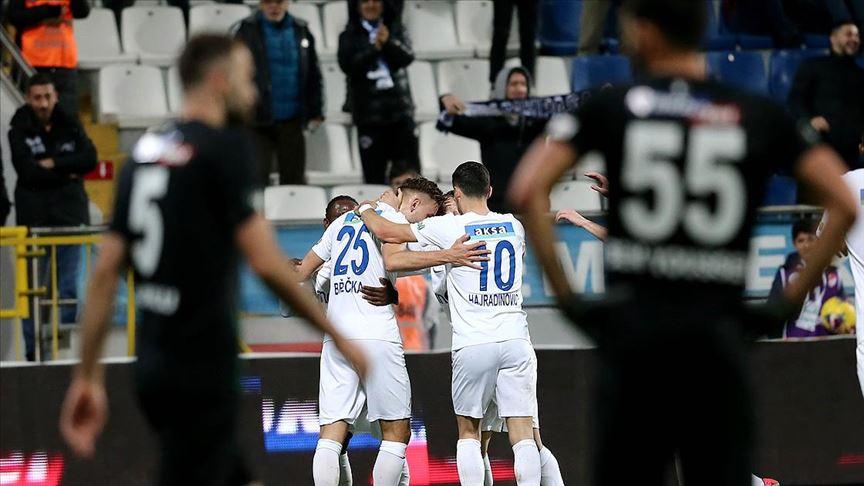 Denizlispor yine kayıp: 2-0