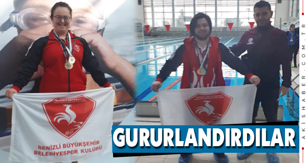 Büyükşehir Belediyespor Sporcularından Büyük Başarı