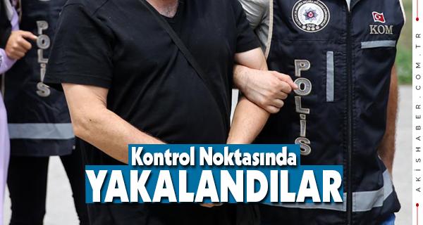 Denizli'de Kadını Gasp Eden Şahıslar Tutuklandı