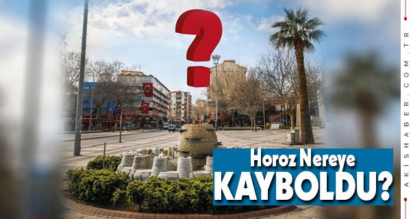 Büyükşehirden Horozlu 'Evde Kal' Göndermesi