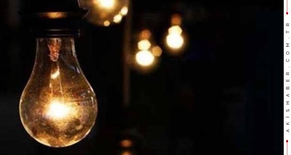 Denizli'de Elektrik Kesintisi