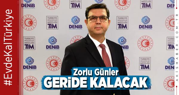 Başkan Memişoğlu'ndan Korona Açıklaması