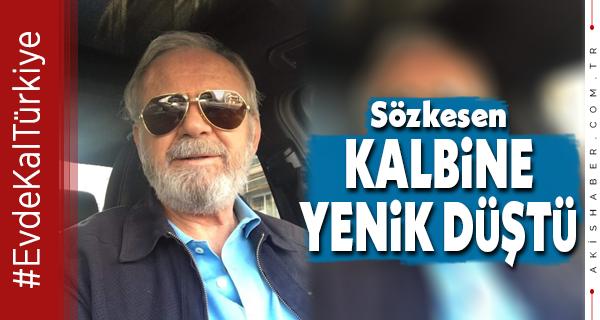 Mustafa Sözkesen'den Acı Haber