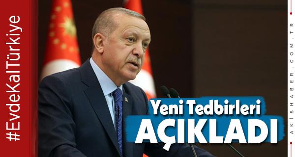 Erdoğan'dan Çok Kritik Açıklama! Yasaklandı!