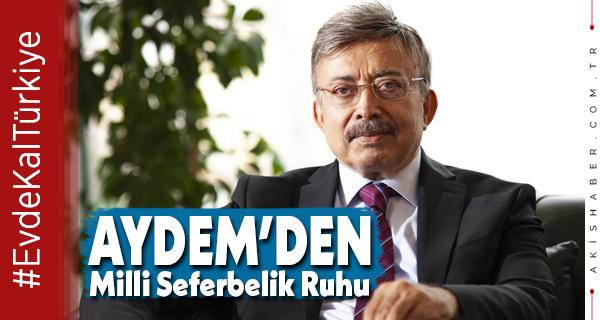 AYDEM'den Bağış Kampanyasına Büyük Destek
