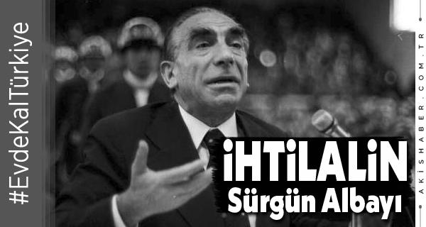 Düşmanının Bile Saygı Duyduğu Lider: Türkeş