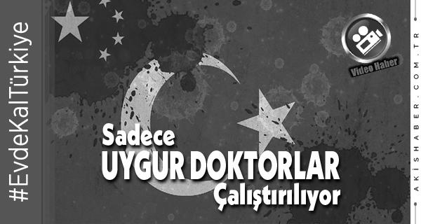 Doğru Türkistan'da Oteller Karantina Hastanesine Çevrildi