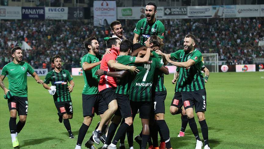 Denizlispor'dan kutlama mesajı