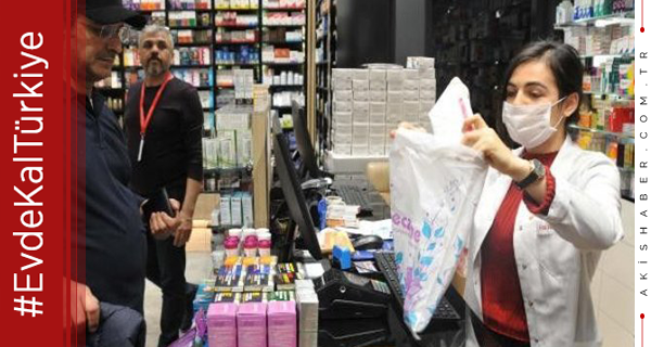 Maske Satışı Artık Eczanelerde Yasak