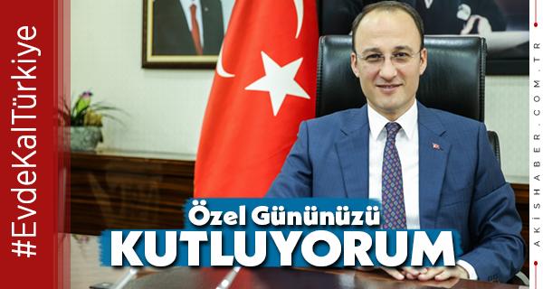 Başkan Örki'den Polis Teşkilatına Mesaj