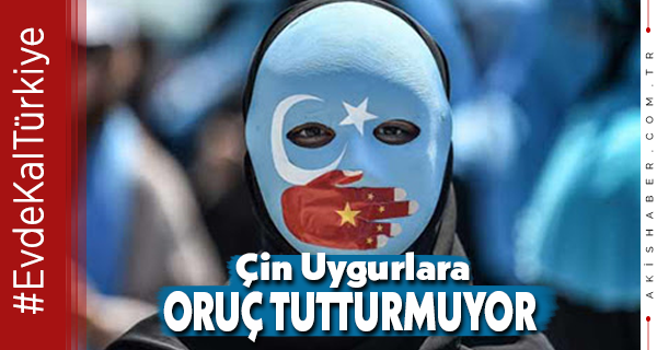 Çin'in Uygur Türklerine Ramazan Zulmü...