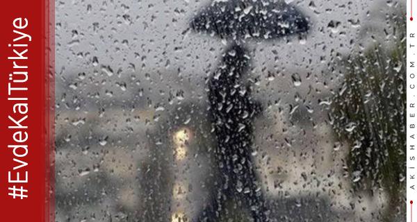 Yeni Haftada Şemsiyesiz Dışarı Çıkmayın