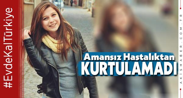 Denizlili Genç Kız İzmir'de Can Verdi