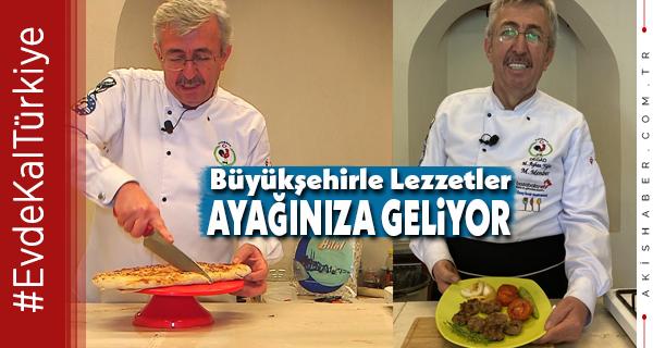 Büyükşehir'den Ramazana Özel Yemek Programı