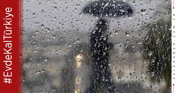 Meteorolojiden Denizli İçin Sel Uyarısı