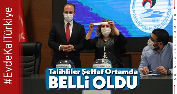 Pamukkale Belediyesi Yeni Yol Arkadaşlarını Belirledi