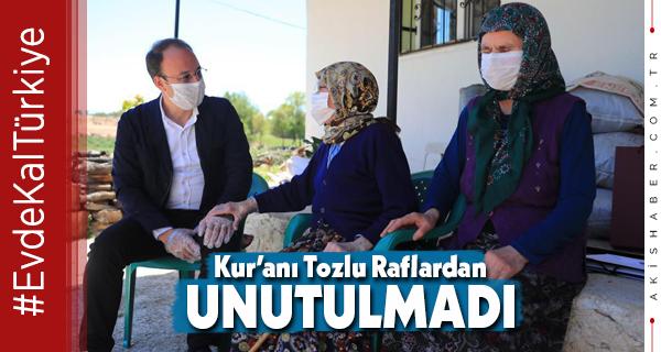 Pamukkale Belediyesi 70 Şehit Annesini Sevindirdi