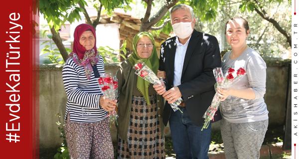 Başkan Kepenek 22 Mahallede Annelerle Buluştu