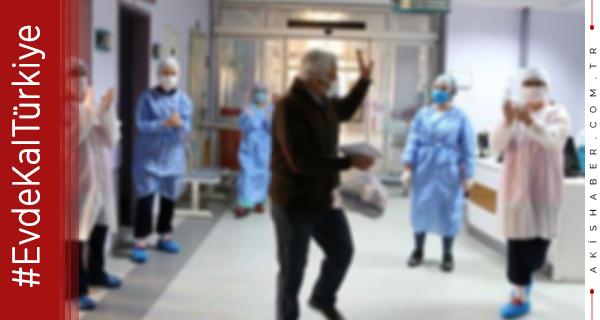 Hastaneden Sağlıklı Bir Şekilde Ayrıldılar
