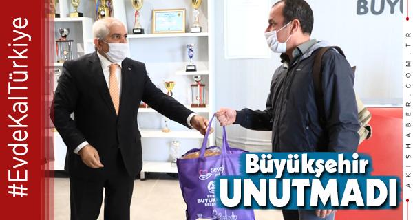 Büyükşehir 300 Çölyak Hastasını Sevindirdi