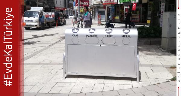 Çivril'de Sıfır Atık Projesi Kararlı Şekilde Sürüyor