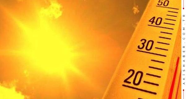Denizli'de Kavurucu Sıcaklar O Gün Gidiyor
