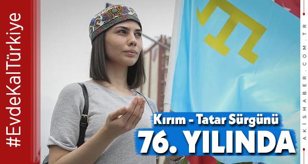 76 Yıldır Dinmeyen Acı: Kırım Tatar Sürgünü