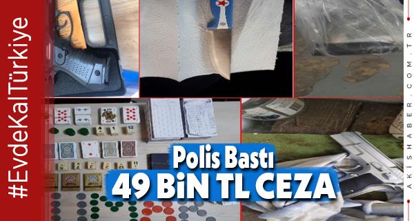 Denizli'de Asayiş Operasyonu: 42 Tutuklama