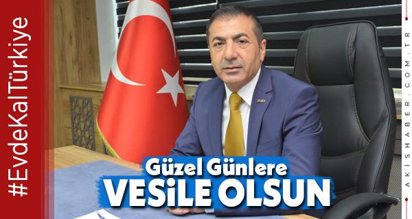 Başkan Erdoğan, Müslüman Aleminin Kadir Gecesini Kutladı