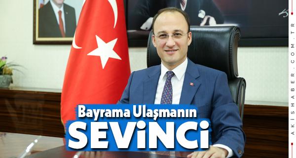 Başkan Örki Vatandaşların Bayramını Kutladı