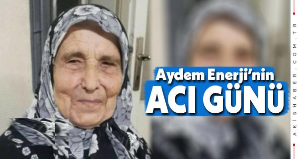 Aydem Enerji Müdürü Ömer Yurtseven'in Annesi Vefat Etti