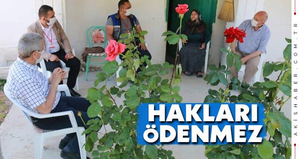 Başkan Şevkan Şehit Ailelerini Yalnız Bırakmadı