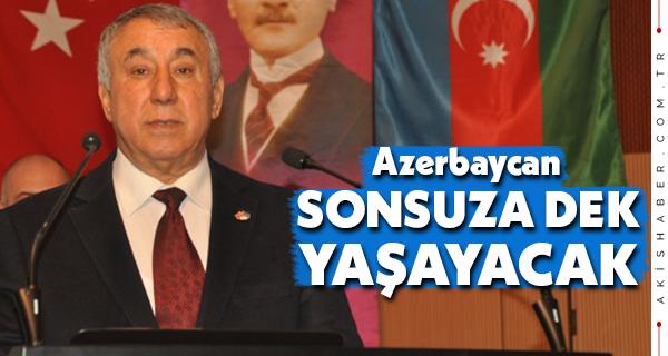 Serdar Ünsan'dan Azerbayncan'ın Bağımsızlık Günü Mesajı