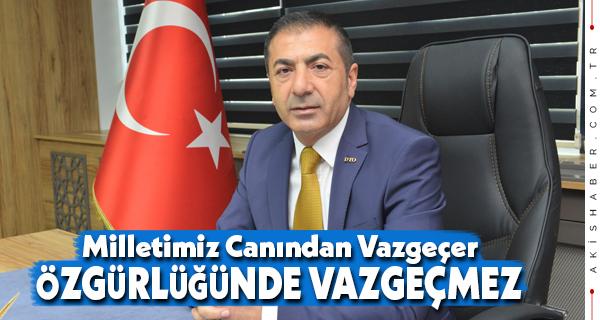 Başkan Erdoğan'dan 27 Mayıs Mesajı