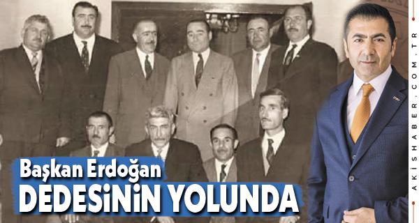 Erdoğan'ın Dedesi Menderes'in Yakın Arkadaşı İmiş...