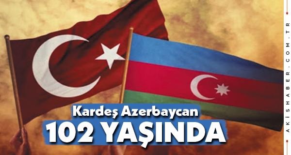 Azerbaycan'ın 102. Gurur Yılı Kutlu Olsun