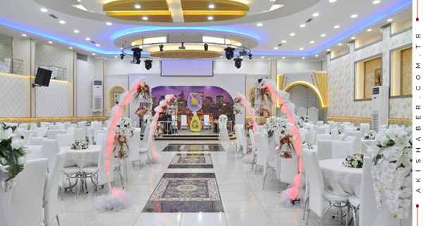 Düğün Salonları Açılıyor!