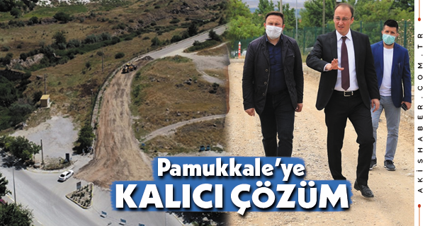Pamukkale Belediyesi Önemli Bir Sorunu Çözüyor