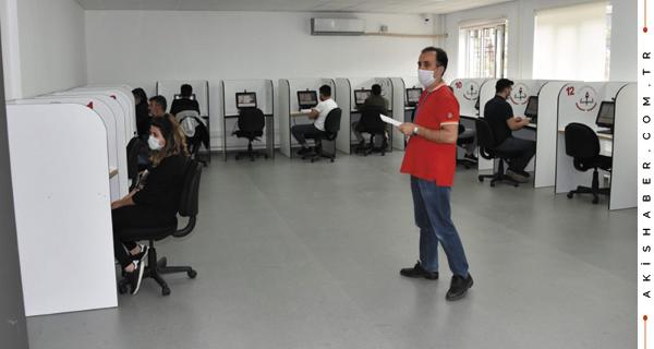 Denizli'nin Yeni E-Sınav Merkezi Kapılarını Açtı