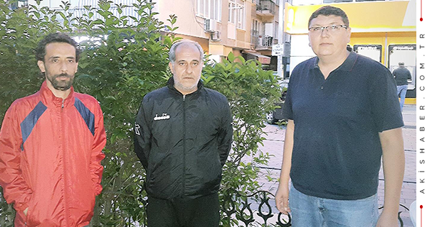 Merkezefendi Spor Kulübü Mustafa Kesikbaş'a Emanet