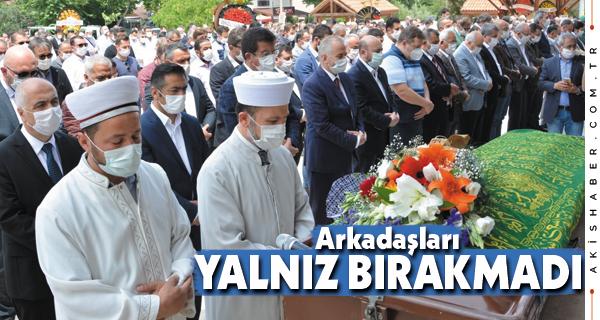 Denizli Protokolü Başkan Erdoğan'ı Yalnız Bırakmadı
