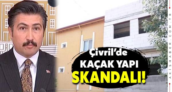 Cahit Özkan'ın Babası Kaçak İnşaat Yaptı