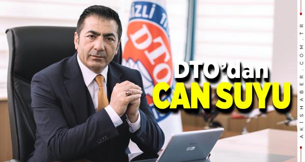 DTO'dan İç Piyasayı Rahatlatacak Krediler