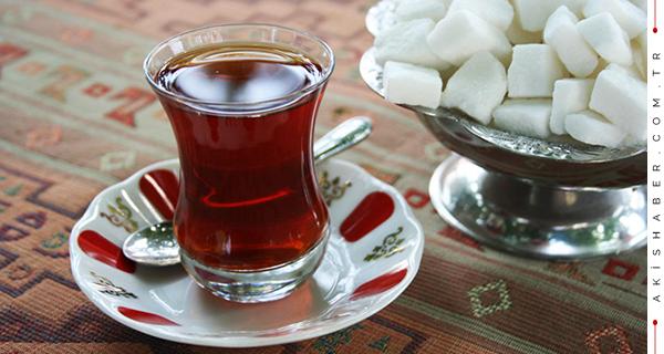 Çayınızı Şekerle Tatlandırırken Bir Daha Düşünün