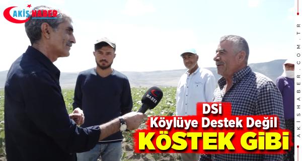 Sulama Birlikleri Köylüyü Canından Bezdirdi..